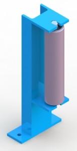 Рис.6 Ролик дефлекторный