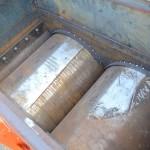 Дробилка с гладкими валками ДВГ 2/500