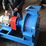 Молотковая дробилка МПС-200