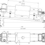 Печь сушилка ПСК 630/5100