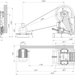 СДС - 2,5-4 (чертеж)