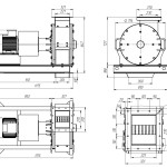 Молотковая дробилка МПС 200
