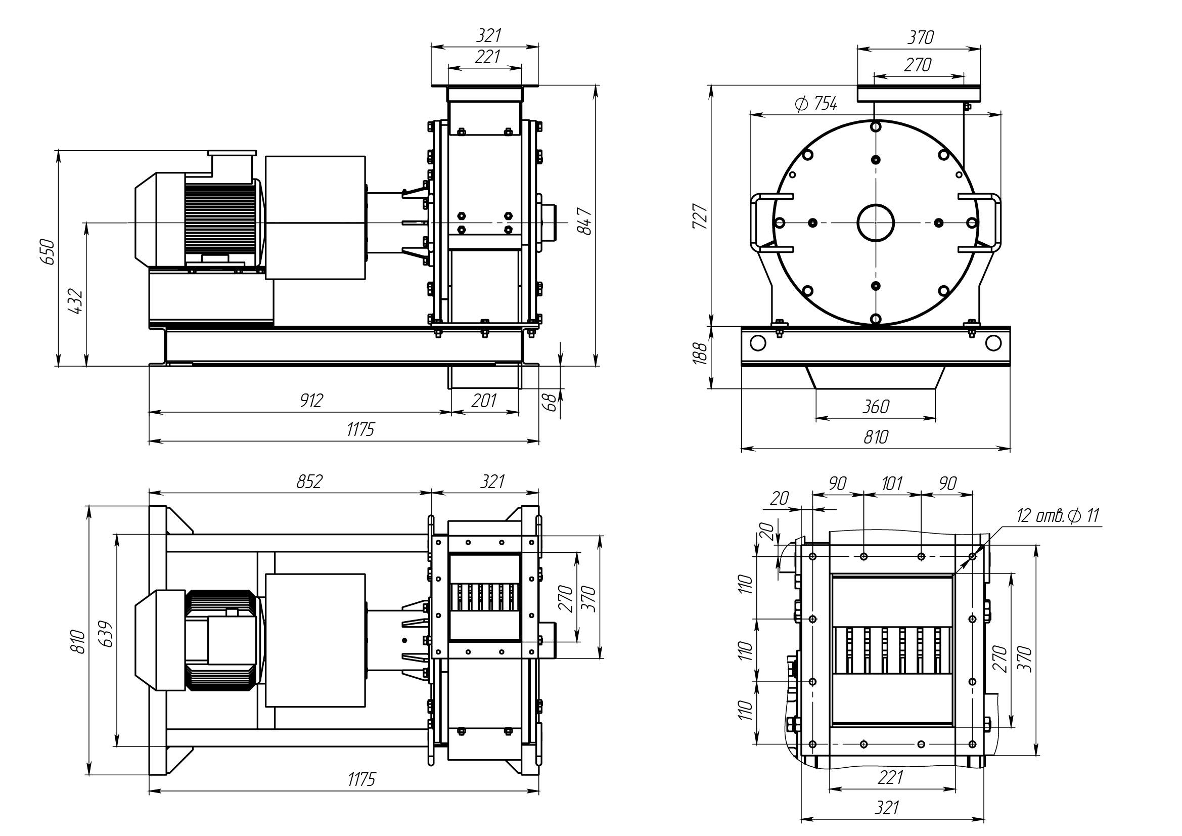 технологическая схема микромельницы мм 10