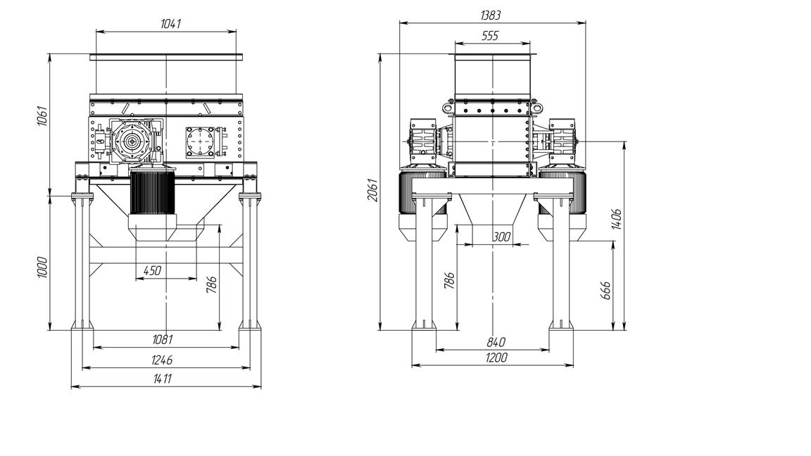 охрана труда и техника безопасности при работе на вальцевых дробилках