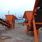 Дробильно-сортировочная установка
