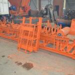 Дробильная установка для измельчения слежавшейся аммиачной селитры