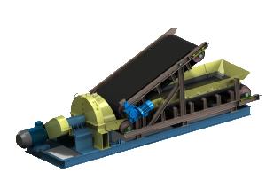 Измельчитель роторный ИР-840