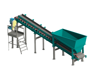 Conveyor belt feeders