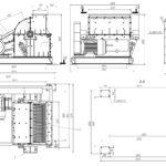 Дробилка молотковая МПС-950Б