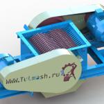 Роторно-дисковый измельчитель РДИ 2/350