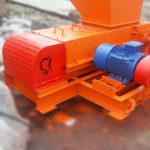 Шредер одновальный ШР 310-600 с поддавливающим механизмом