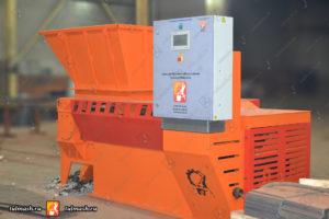 Одновальный шредер ШР 430-850