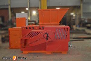 Промышленный одновальный шредер ШР 430-850