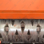 Одновальные шредеры с поддавливающим механизмом