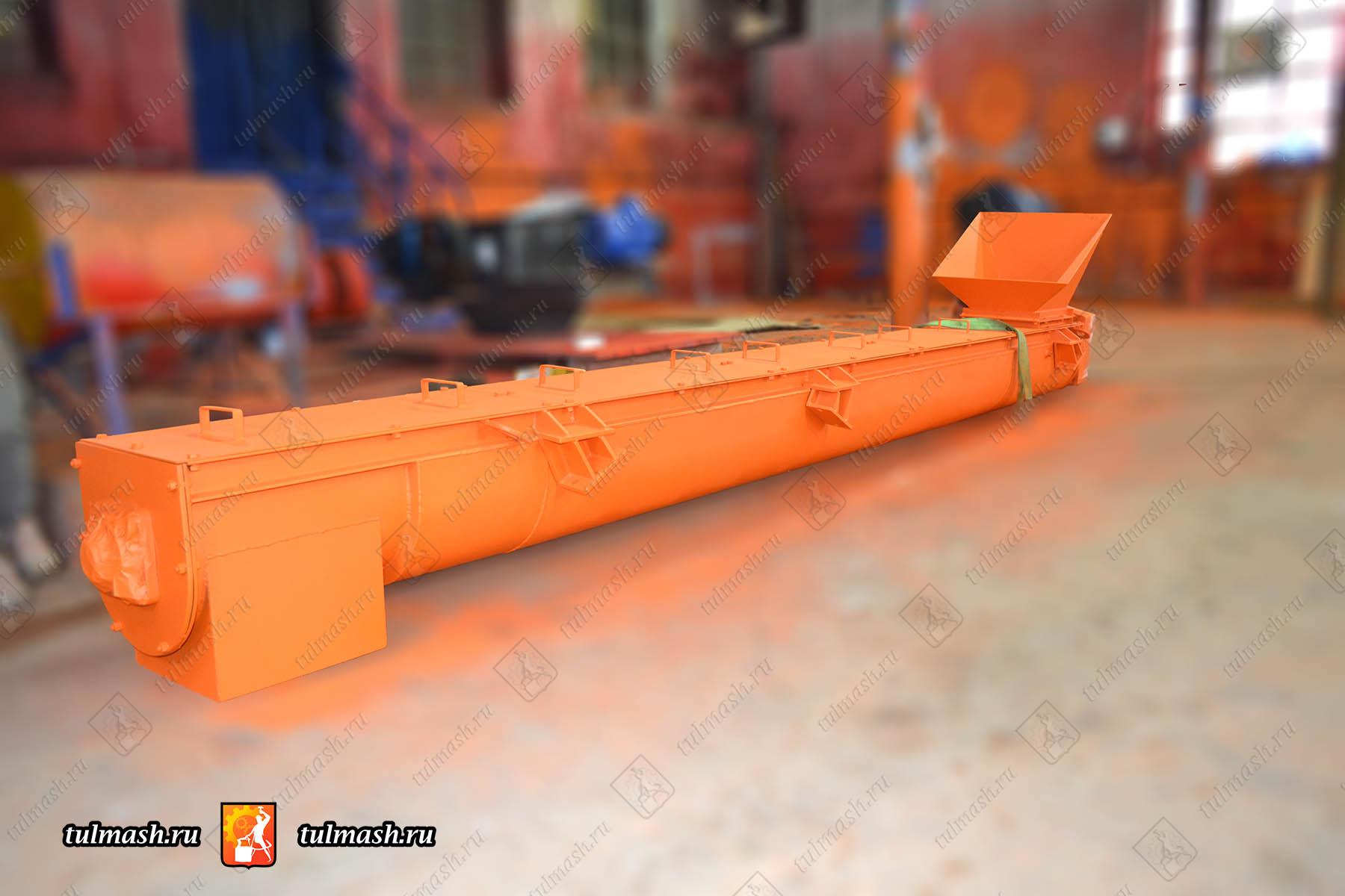 Завод дробильного оборудования «Тульские Машины» произвел отгрузку очередного дробильного комплекса.