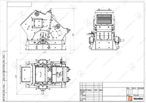 Роторная дробилка СМД-85