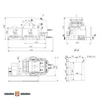 Роторная дробилка ДР-150