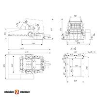 Роторная дробилка ДР-50