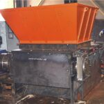 Одновальный шредер ШР 430-1100