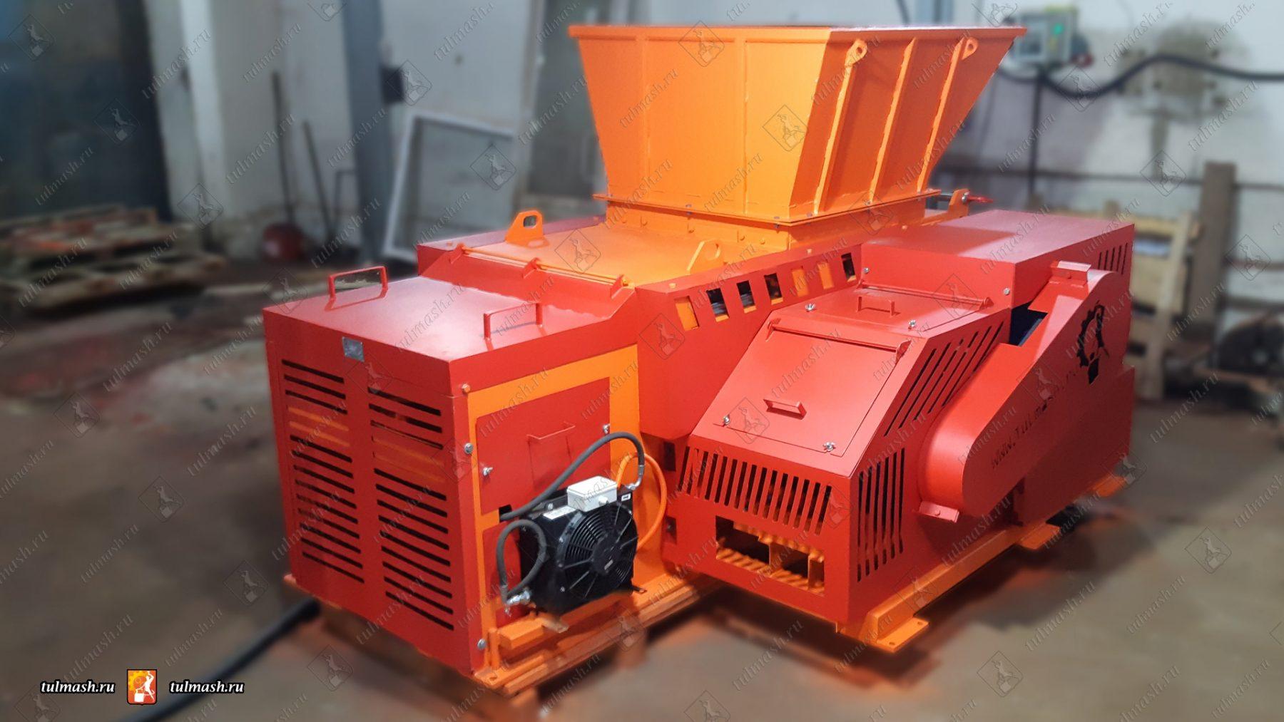 Отгружен новый шредер ШР 310-850